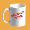 Taza personalizable