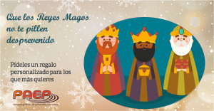 Que los Reyes Magos no te pillen desprevenido