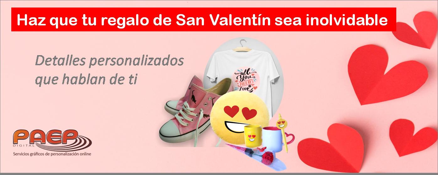 ¿Has pensado ya qué regalar en San Valentín?